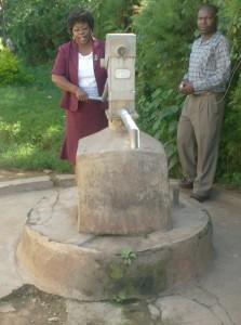The Water Project : bishop-sulumeti-girls-sec-school