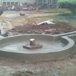 Bishop Sulumeti Girls Secondery School -Construction process
