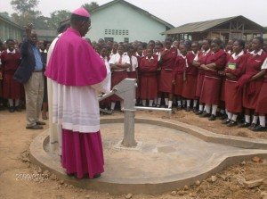 The Water Project : bishop-of-the-catholic-church