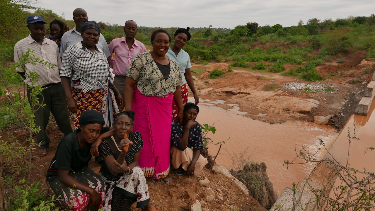 Itoo Self-Help Group Sand Dam Project