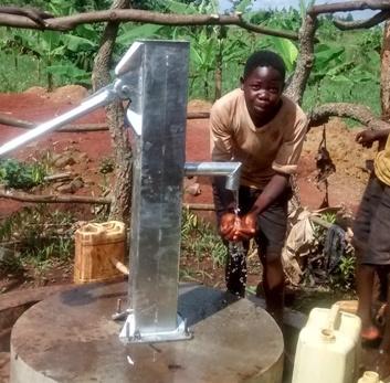 Nyakatiti Rwamudopyo Hand Dug Well