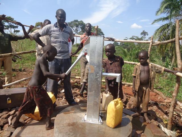 Katugo I Hand Dug Well Project