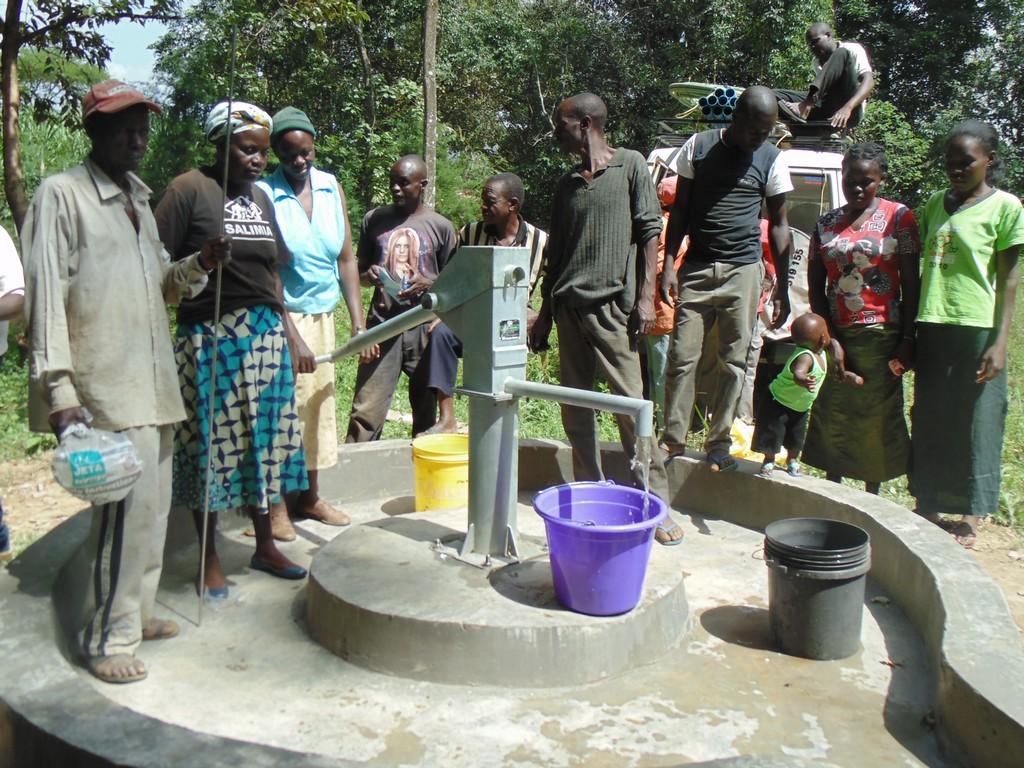 Makhwabuyu Well Rehabilitation Project